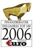 Vollkommer finanzberater des Jahrens 2006