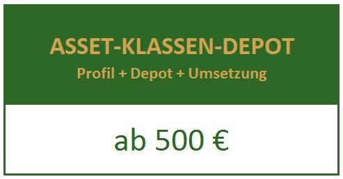 Asset-Klassen-Depot