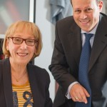 Claudia Bischof und Thomas Vollkommer